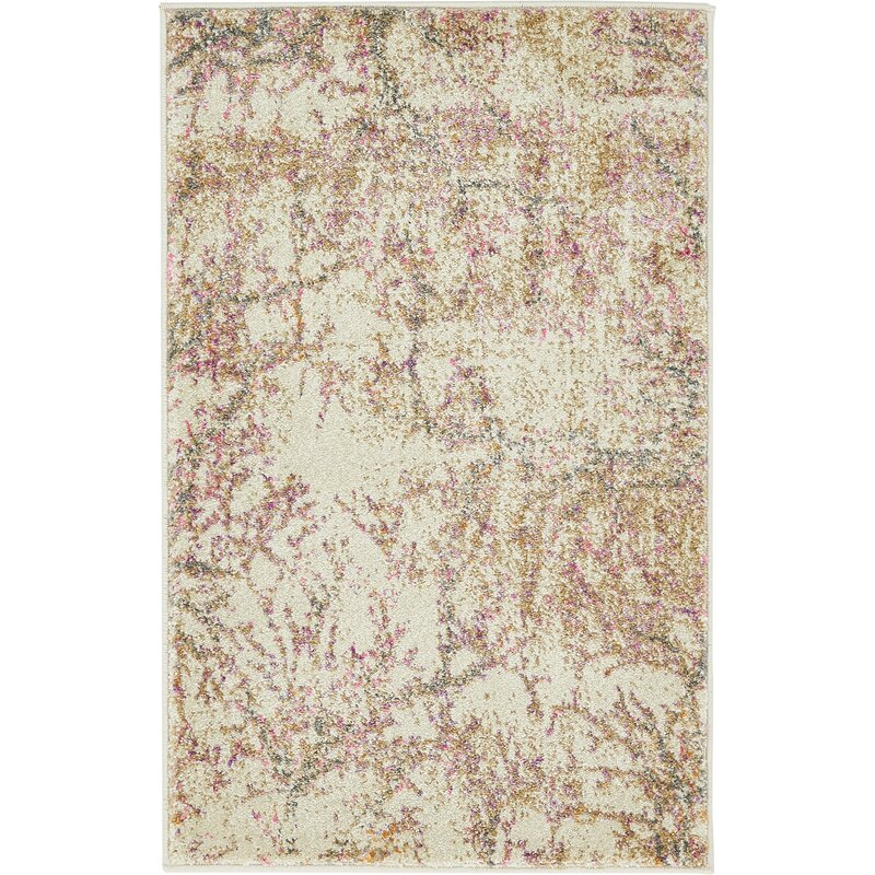 Es Dark Beige Area Rug