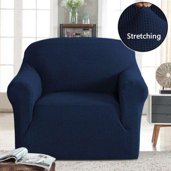 Stretch T-Cushion Armchair By Symple Stuff Symple Stuff