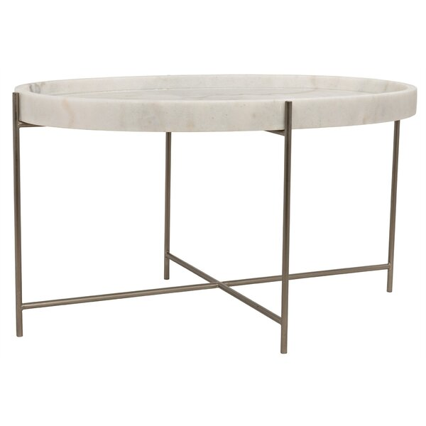 Che Coffee Table with Tray Top by Noir