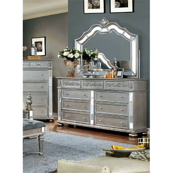 Terrence 9 Drawer Dresser by Rosdorf Park