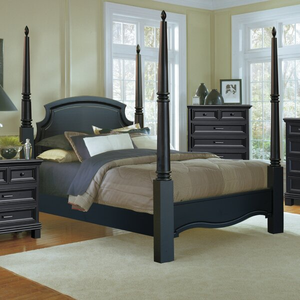 Scarlett Four Poster Bed by Wildon Home ®