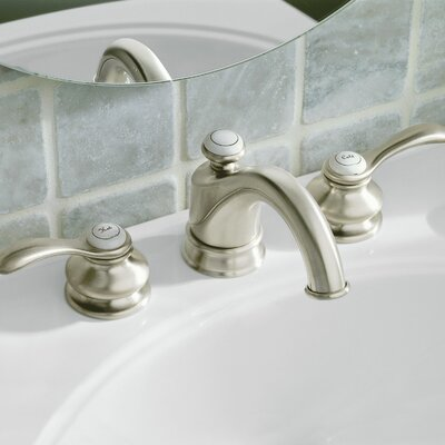 Faucet Drain Brushed Nickel 944 Product Image