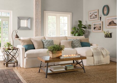 interesting interior design living room. Cottage Country Living Room Design Ideas  Wayfair