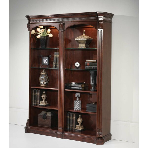 Drumankelly Oversized Set Bookcase by Astoria Grand