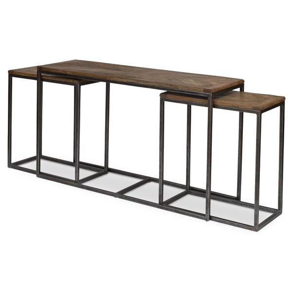 Sarreid Ltd Black Console Tables