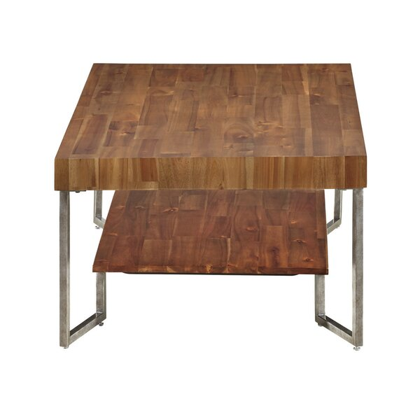 Bolivar Rectangular Coffee Table by Foundry Select