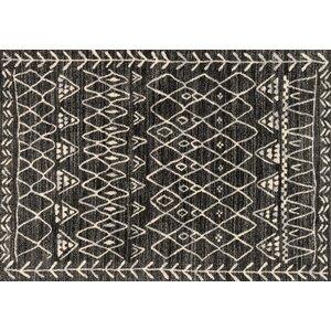 Emory Black/Ivory Area Rug