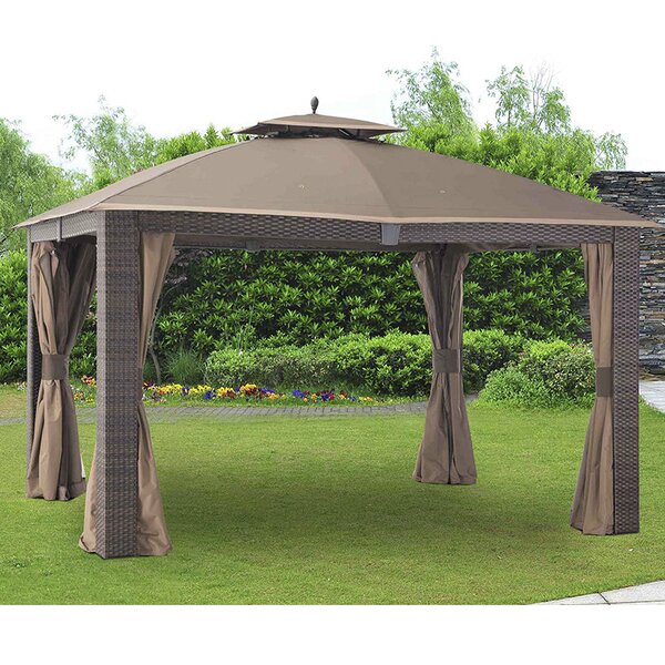 Replacement Small Top Mosquito Netting for Sonoma Gazebo by Sunjoy