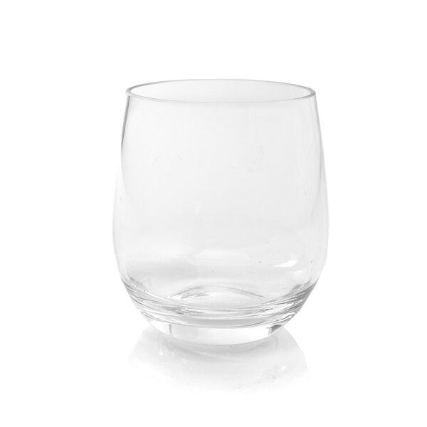 Bel Air Rock 12 oz. Plastic Cocktail Glass (Set of 6) by IMPULSE!
