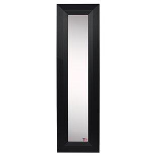Charlton Home Kincannon Solid Angle Panel Accent Mirror