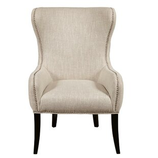 Seraphine Wingback Chair By Darby Home Co