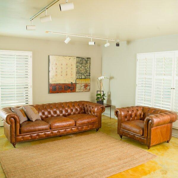 Truxton 2 Piece Living Room Set by Home Loft Concepts