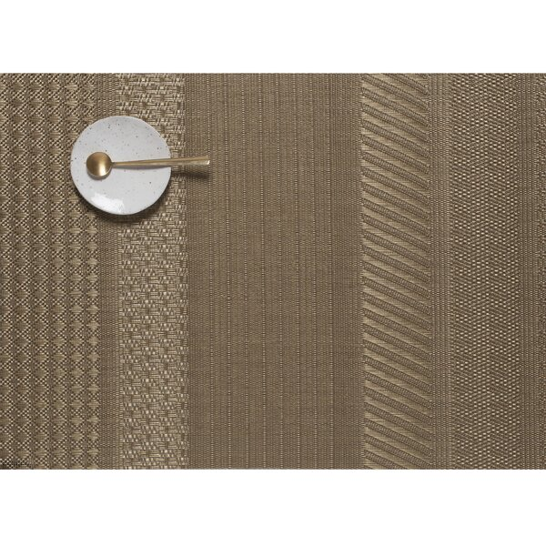 Mixed Weave Luxe Placemat by Chilewich