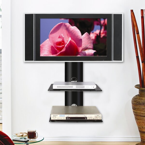 @ Monte Carlo Dual Wall-Mount Shelf System in Hi-Gloss Black by Ready Set Mount| #$114.99!