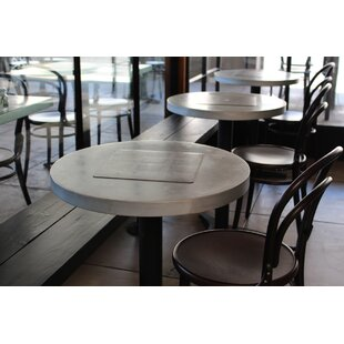 24 in. Round Dining Table By Mio Metals