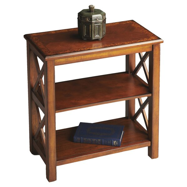 Poncha Springs Etagere Bookcase by Loon Peak