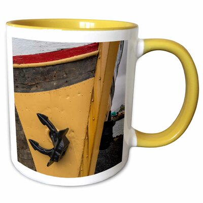 Jost Town of Hofn During Winter Old Ship Used as Museum, Iceland Coffee Mug Symple Stuff -  AA799DB66BDF43FF95E98015CAC09985