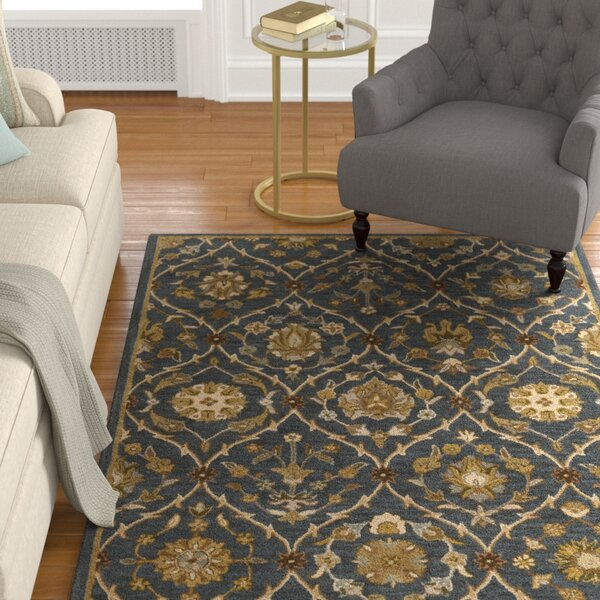 Phinney Hand-Tufted Area Rug by Astoria Grand