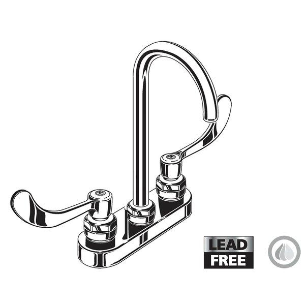 Monterrey Standard Centerset Bathroom Faucet Wrist Blade by American Standard