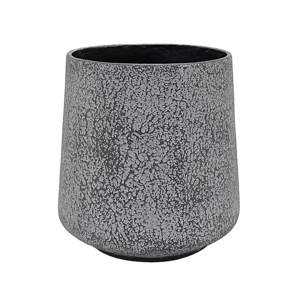 Cazares Resin Pot Planter by Wrought Studio