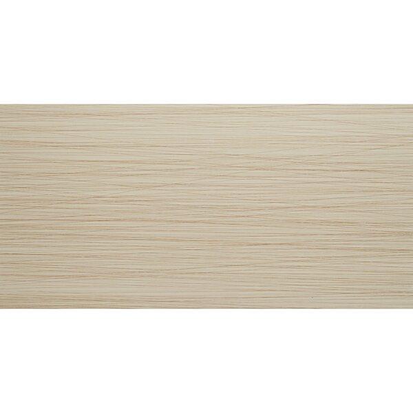 Fabrique 12 x 24 Porcelain Wood Look Tile in Soleil Linen by Daltile