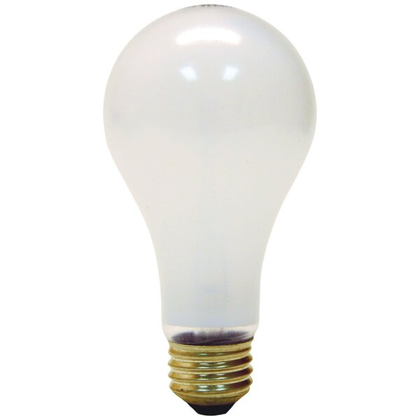 15W 120-Volt (2800K) Incandescent Light Bulb by GE