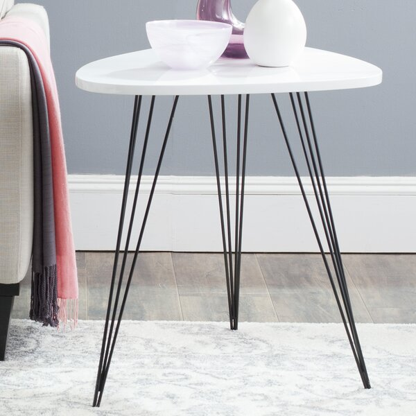 Burchard End Table by Brayden Studio