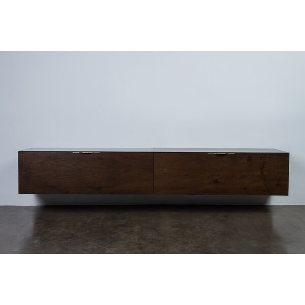 Solid Wood TV Stand for TVs up to 50