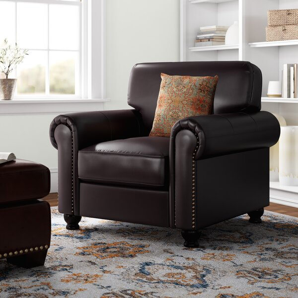 Bella Vista 22 inch Club Chair by Three Posts