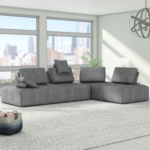 Bollinger Modular Sectional by Trule Teen
