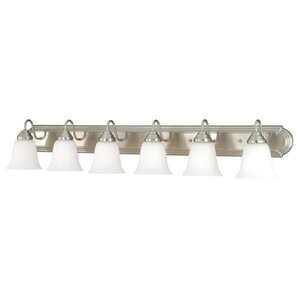 708 Series 6 Light Vanity Light