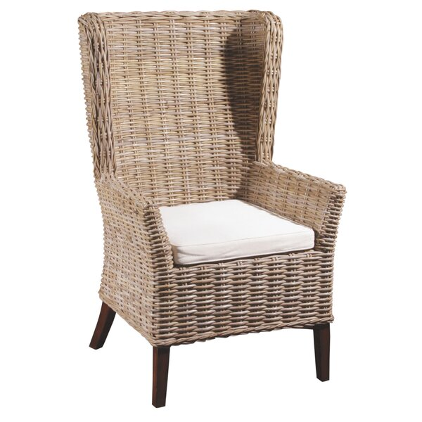 Pitman Host Arm Chair (Set of 2) by Highland Dunes