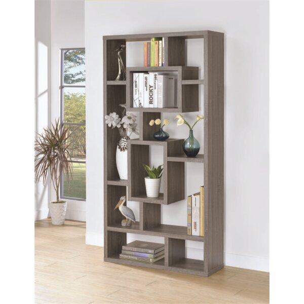 Bethune Geometric Bookcase By Brayden Studio