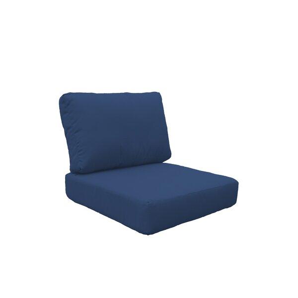 Miami 10 Piece Outdoor Lounge Chair Cushion Set by TK Classics TK Classics