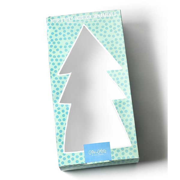 Mint Dot Ornament Storage by Coton Colors
