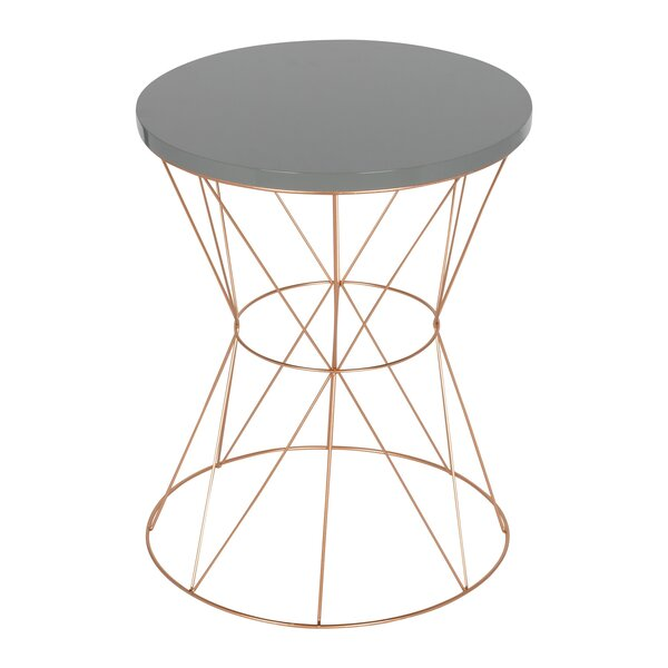 Galien End Table by Ivy Bronx