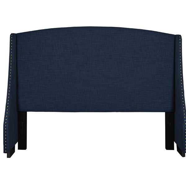 Anders Upholstered Panel Headboard by Rosdorf Park