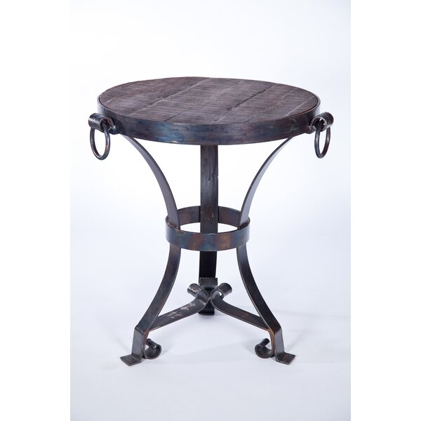 Erika End Table by 17 Stories