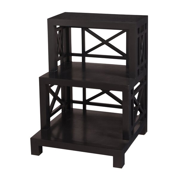 Audree Step Standard Bookcase by Bloomsbury Market