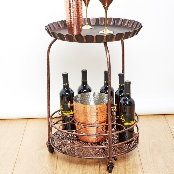 Pop! Bar Cart by Old Dutch International