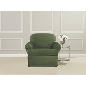 Ultimate T-Cushion Armchair Slipcover