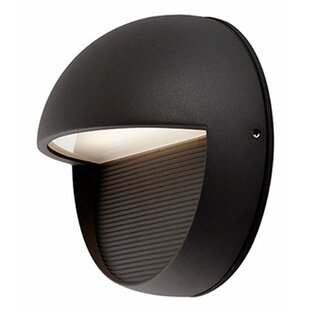 Mackenzie 1-Light Outdoor Sconce By Radionic Hi Tech Outdoor Lighting