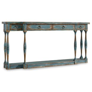 Read Reviews Sanctuary Console Table By Hooker Furniture