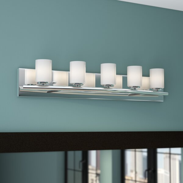 Ayesha 5-Light Vanity Light by Orren Ellis
