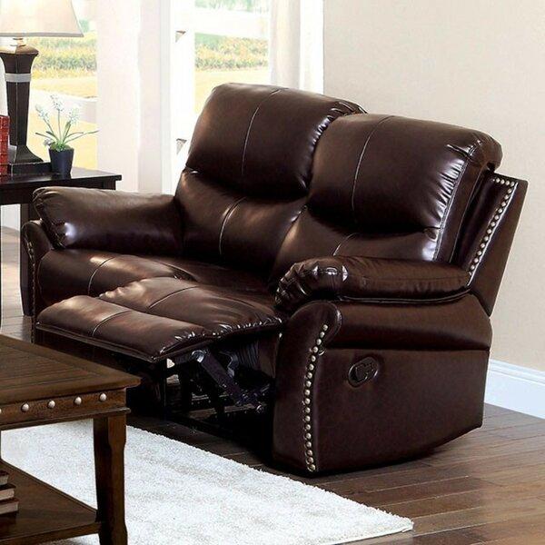 Strange Best Design Gatling Bonded Reclining Loveseat By Red Barrel Machost Co Dining Chair Design Ideas Machostcouk