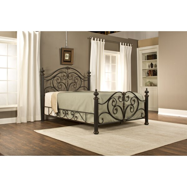 Grand Isle Standard Bed by Hillsdale Furniture