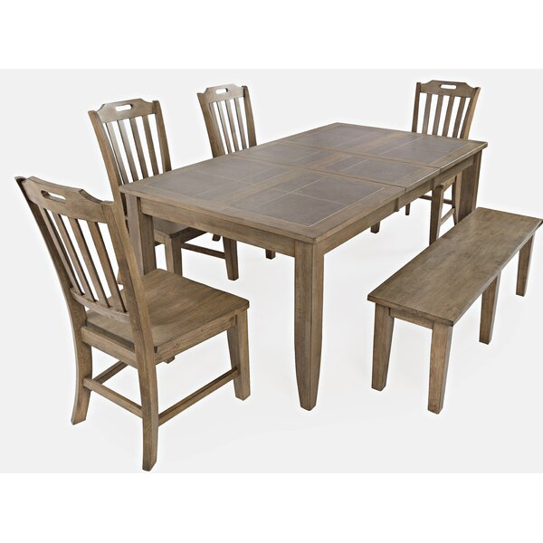 Blairmore 6 Piece Extendable Dining Set by Gracie Oaks Gracie Oaks
