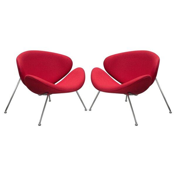Roxy Side Chair (Set of 2) by Diamond Sofa