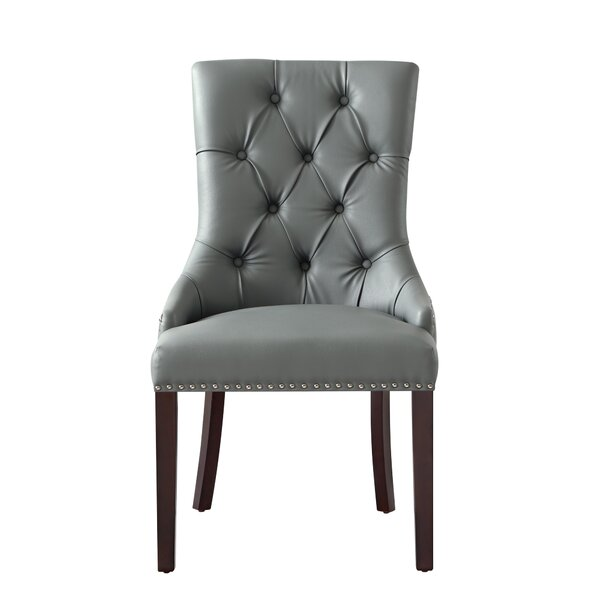Amaral Upholstered Dining Chair (Set of 2) by Darby Home Co