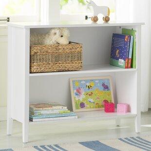 Check Prices Brennan 2-Tier Standard Bookcase by Viv + Rae